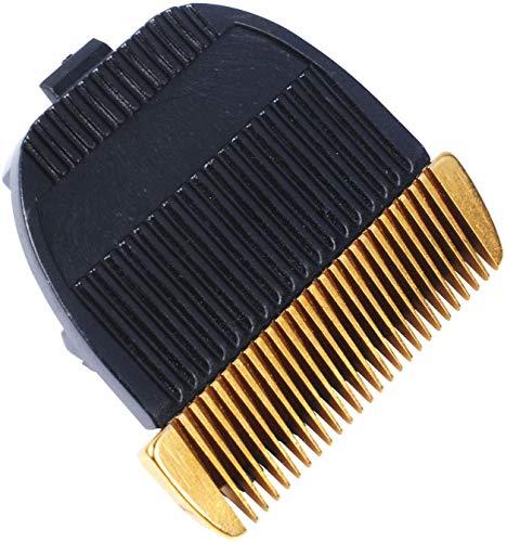 Poweka - Testina di Ricambio per Rasoio per Capelli Panasonic Serie WER 9902 X-Taper Blade 5025232885077 per ER1512, ER160, ER1510, ER1610, ER1611
