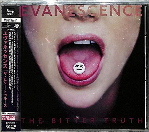 The Bitter Truth(通常盤)(SHM-CD)