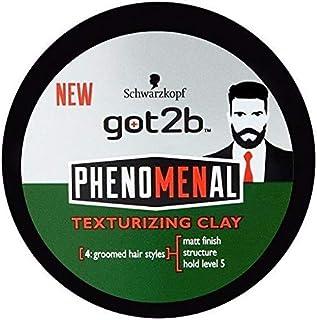 Schwarzkopf Got 2B Phenomenal Hair Texturizing Clay, 100ml
