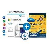Microsoft 365 Family | fino a 6 persone | 1 abbonamento...