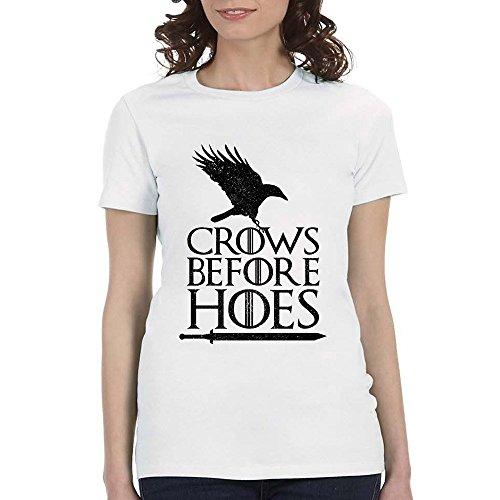 Game Of Thrones Juego de Tronos John Snow para Mujer T Shirt