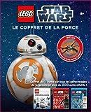 Lego Star Wars - Le coffret de la Force (3 livres+1 vaisseau)