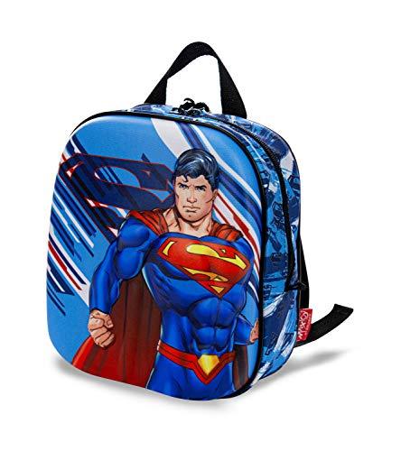 Mochila de Costas P Liga Superman - Maxtoy