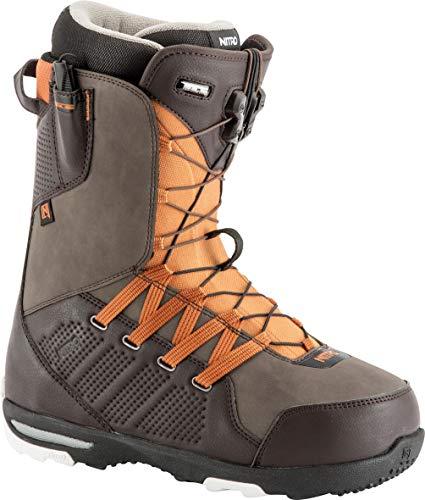 Nitro Snowboards heren laarzen Thunder Tls, heren, 848451