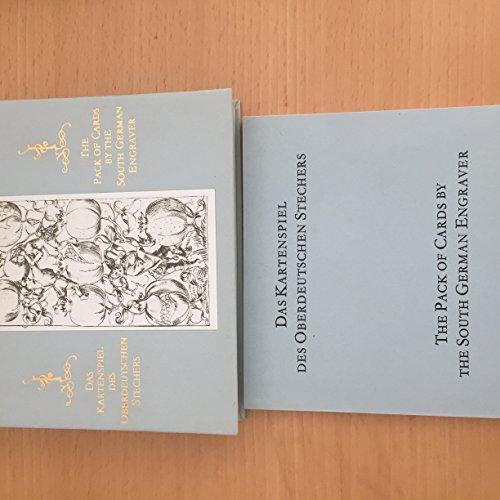 Das Kartenspiel des oberdeutschen Stechers = The pack of cards by the South German engraver.