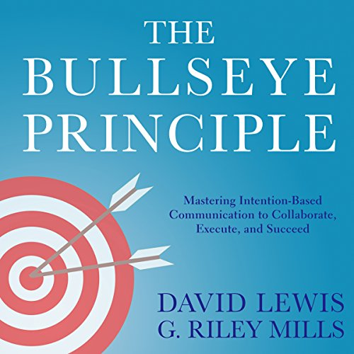 The Bullseye Principle audiobook cover art