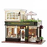 Flever Dollhouse Miniature DIY House Kit Manual Creative with...