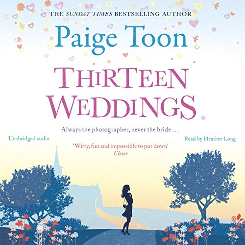 Thirteen Weddings audiobook cover art