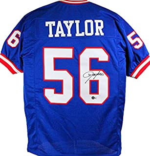Amazon.com: Sports Collectible Jerseys - Lawrence Taylor / Jerseys ...