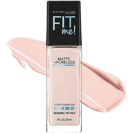 メイベリン フィットミー リキッド ファンデーション 103 明るい肌色(ピンク系)