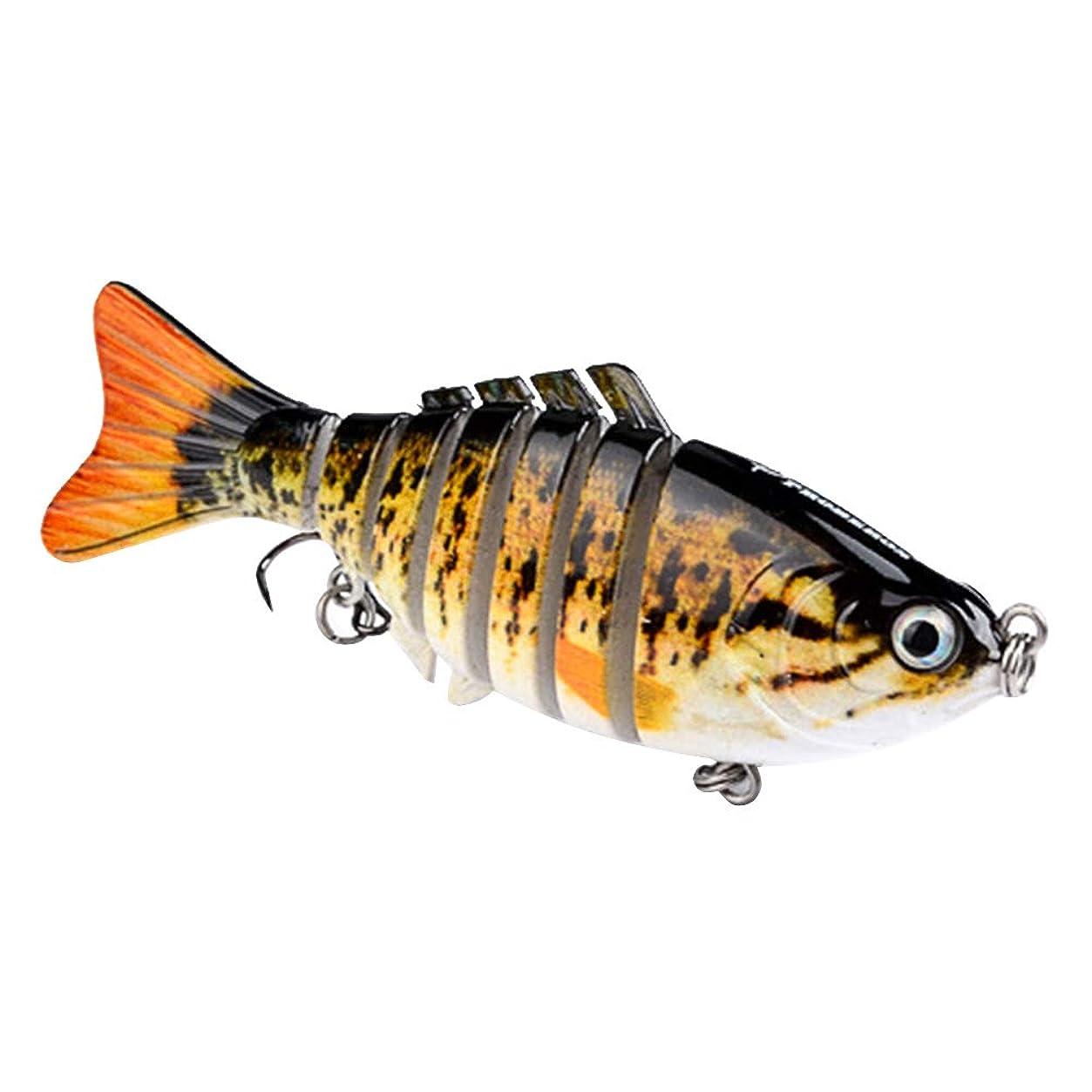 出席する受け皿嘆願LIOOBO LIOOBO釣りルアー 釣具セット ミニ 釣りルアー ハード餌