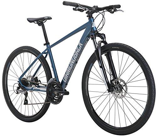 Diamondback Bicycles Trace Sport Dual Sport Bike, 22-Inch / Extra Large