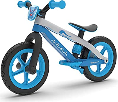 Chillafish BMXie-RS Balance Bike with Airless RubberSkin Tires