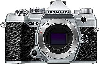 Olympus OM-D E-M5 Mark III Silver Appareil Photo Micro 4/3, capteur 20 MP, stabilisateur d'image 5 axes, AF puissant, viseur électronique OLED, vidéo 4K, WLAN, Bluetooth (B07XYP5NNQ)   Amazon price tracker / tracking, Amazon price history charts, Amazon price watches, Amazon price drop alerts