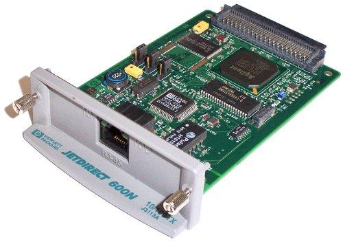 HP Jetdirect 600N - Servidor de impresión (Ethernet LAN, IEEE 802.3, IEEE...