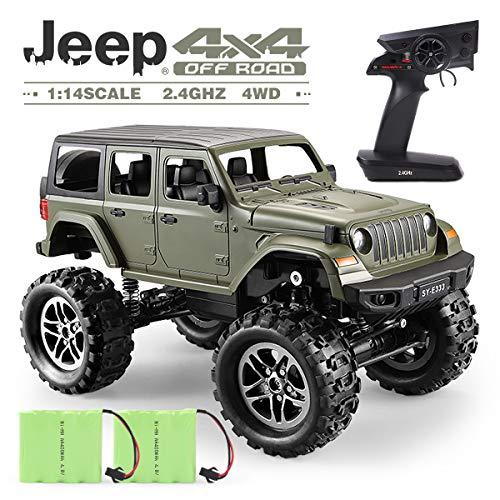 GILOBABY RC Autos Elektrisches Ferngesteuertes Spielzeugs, Remote Control Autos mit Live Übertragung 4WD , RC Auto für Kinder Erwachsener (Auto)