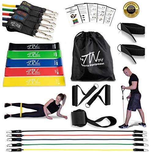 TW94 Fitnessbänder Set 16 Bild