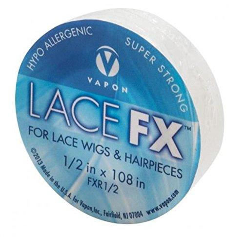 Vapon Lace FX 1/2 Inch X 3 Yards Double Sided Tape...