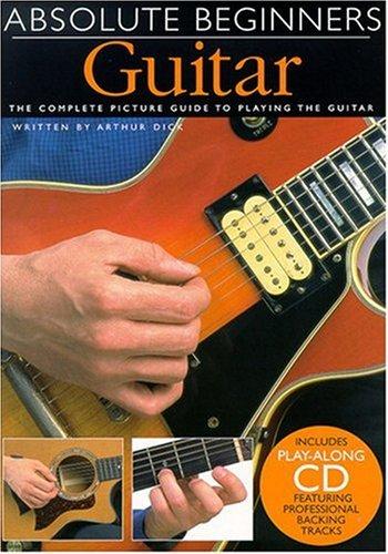 Absolute Beginners: Guitar (Compact Edition): Noten, CD für Gitarre