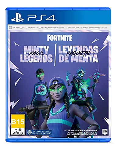 Fortnite Holiday Minty Legends Ps4 - Standard Edition - Playstation 4