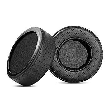 Upgrade Replacement Earpads Compatible with Beyerdynamic Custom One Pro Plus Headset with Perforated Memory Foam Cushions  Style2
