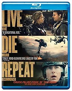Live Die Repeat: Edge of Tomorrow [Blu-ray] (B00KTIFQ8O) | Amazon price tracker / tracking, Amazon price history charts, Amazon price watches, Amazon price drop alerts