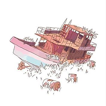 overgrown vessels