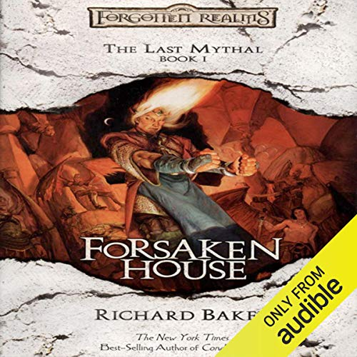 Forsaken House audiobook cover art