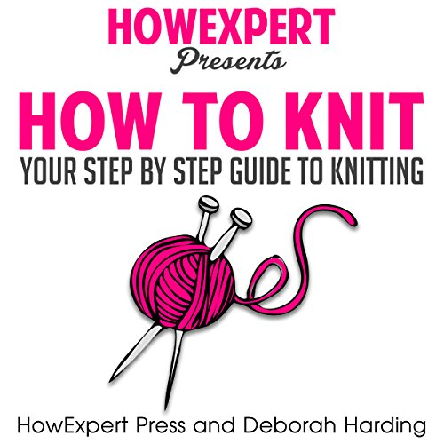 How to Knit audiobook cover art