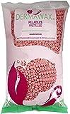 1 kg Pink Wachs Filmwachs Premium Wachsperlen ohne Wachsstreifen für Enthaarung, Haarentfernung Brazilian Waxing ganz Körper Intim, Beine, Gesicht und Arme