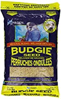 Hagen budgie/parakeet seed is a balanced vitamin enriched pre-mixed seed. Vme (vitamin & mineral enriched) food contains added nutrients via liquefied suspenion of vitamins and minerals sprayed over a special mix of hulled seeds. The regular use of a...