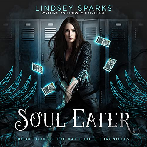 Soul Eater Audiobook By Lindsey Fairleigh cover art