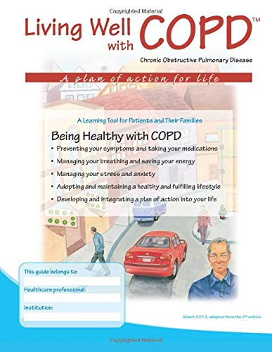 Being Healthy with COPD (Living Well with COPD)