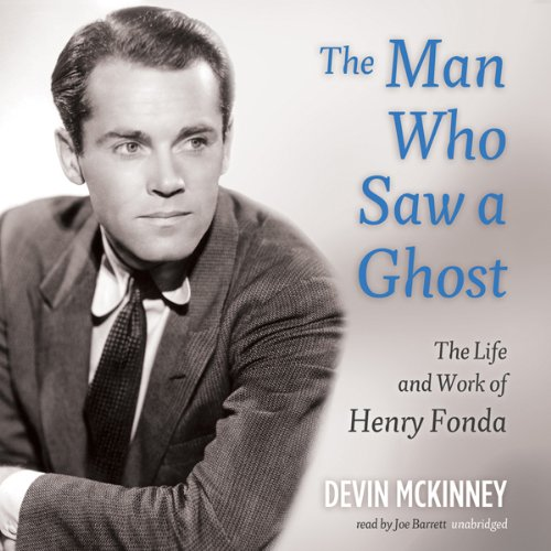The Man Who Saw a Ghost audiobook cover art