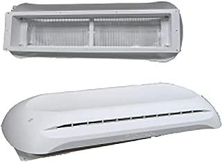 Dometic 3311236 Polar White Plastic Vent Roof