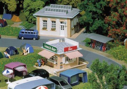 FALLER 130502 - Camping-Ergänzungs-Set