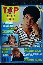 TOP 50 105 1988 FRANCOIS FELDMAN CLAUDE FRANCOIS MYLENE FARMER FLORENT PAGNY PATRICIA KAAS