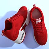 Zoom IMG-2 aonegold sneakers con zeppa donna