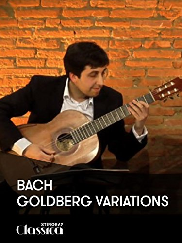 Bach – Goldberg-Variationen