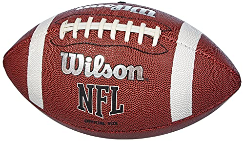 Wilson -   Unisex-Youth NFL JR