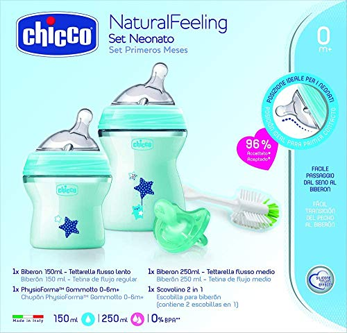 biberon natural feeling fabricante Chicco