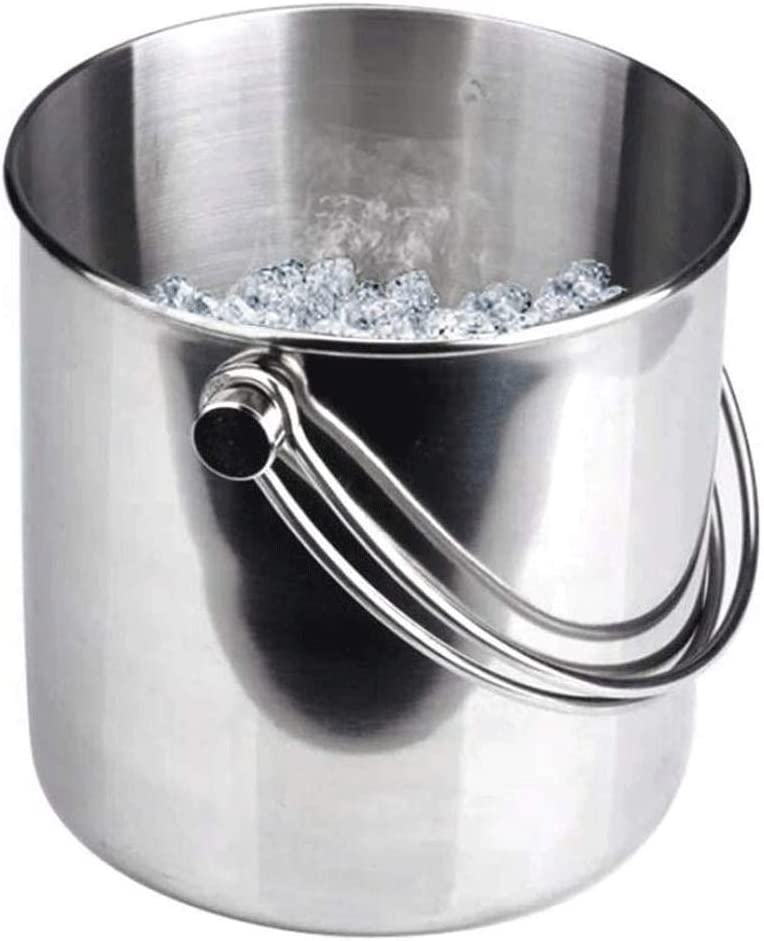 WJCCY Stainless Steel Ice Bucket Layer Ranking TOP10 Insulation Double Thicke Bombing new work