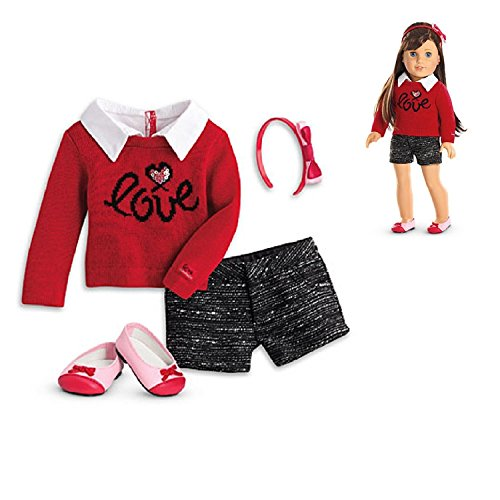 American Girl Grace - Grace's City Outfit for Dolls - American Girl of 2015 (Doll Not Included)