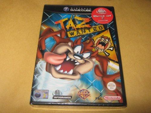 TAZ WANTED (Gamecube)