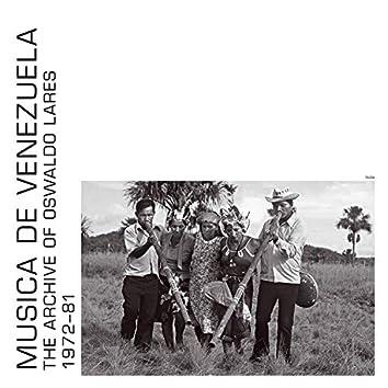 Musica De Venezuela 1972-81