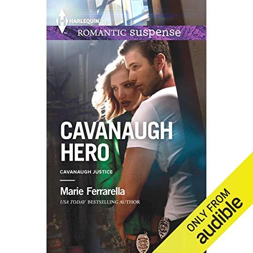 Cavanaugh Hero  By  cover art