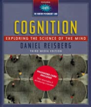 Cognition: Exploring the Science of the Mind (Third Media Edition)
