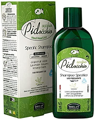 shampoo pidocchi