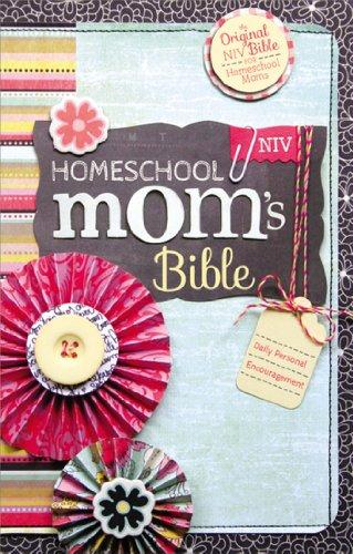NIV, Homeschool Mom's Bible: Daily Personal Encouragement