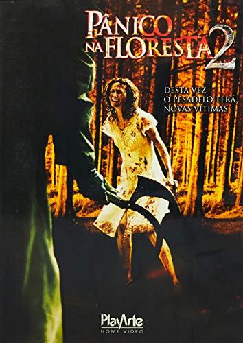 Pânico Na Floresta 2 [DVD]